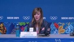 Olympics: US Women Halfpipe Medalists