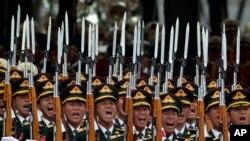 """美智库:警惕中国刺向民主制度的""""匕首尖"""""""