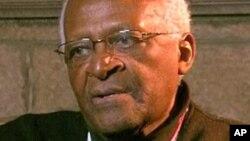 Desmond Tutu, qui est resté très proche de son ami, Nelson Mandela