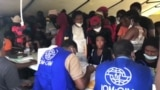 Haiti Airport Migrants