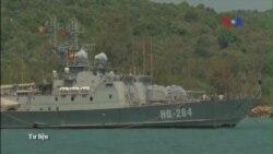 Mỹ giúp Việt Nam nắm thông tin tình báo về biển Đông