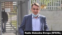 Sadik Ahmetović pred Sudom BiH, 31. maj 2021.