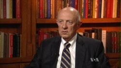 Cindy Saine interviews former CIA Director James Woolsey.