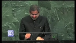 ہم کسی کے لیے قربانی کا بکرا بنے کے لیے تیار نہیں: وزیراعظم عباسی