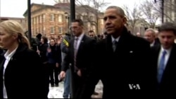 Illinois Voters Have Mixed Emotions on Obama's Return to Springfield