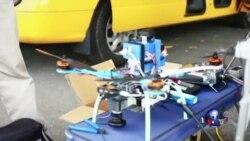 韩朝竞相研制更先进的军用无人机