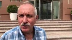 Mehman Əliyev azadlğa çıxıb.