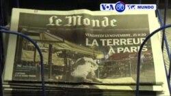Manchetes Mundo 16 Novembro 2015