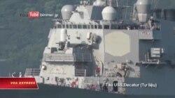 Chiến hạm Mỹ vào biển Đông, VN nói gì?