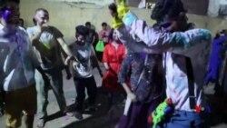 پاکستان میں ہولی کے نرالے رنگ