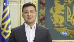 Володимир Зеленський анонсував загальнонаціональне опитування. Відео