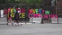 黑人维权组织将继续巩固基层组织施压拜登政府
