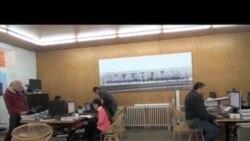 2012-10-08 美國之音視頻新聞: 艾未未護照被扣無法出國參加展覽