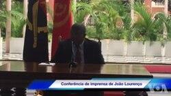 PR angolano João Lourenço pede paciência
