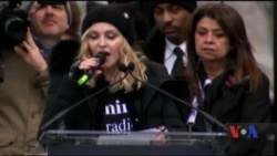 Марш жінок на Вашингтон: що кажуть учасники