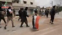 پیکارجویان داعش، یک سوم شهر پالمیرا در سوریه را تصرف کردند