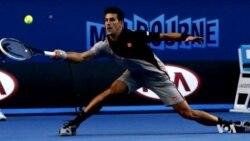 Scientists Analyze Modern Tennis Technique of Sliding