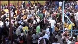 2013-12-18 美國之音視頻新聞: 南蘇丹傳出政變傳聞後首都發生槍戰