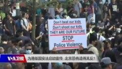 时事大家谈:为港版国安法启动宣传 北京恐将适得其反?