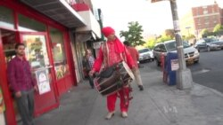 Pakistani American Drums Up Tradition