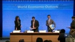 ВВП України зростатиме, хоч і повільніше, а Росії - падатиме - МВФ. Відео