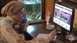 วิทยุออนไลน์เสนอคำเเนะนำหลังหย่าร้างเเก่หญิงอียิปต์