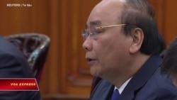 Chủ tịch Việt Nam cảm ơn Thủ tướng Nhật hỗ trợ vaccine | Truyền hình VOA 16/9/21