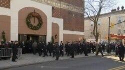 NYC POLICE SHOOTING VO