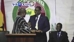 VOA60 AFIRKA: A Ghana, An Yi Taron Kungiyar Ci Gaban Tattalin Arzikin ECOWAS, Mayu 20, 2015