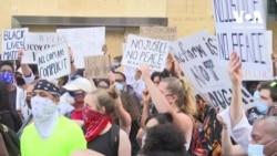 Хто роздмухує расистські настрої під час протестів у США? Відео
