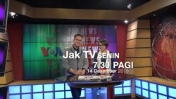 VOA Pop News 14 Desember 2015