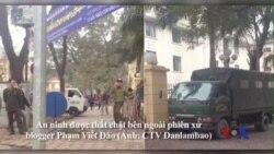 Phản ứng về bản án tù đối với blogger Phạm Viết Đào
