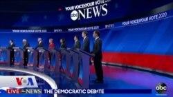 Demokratlar Beşinci Televizyon Tartışmasına Hazırlanıyor