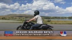 Denver, Kolorado shtati. 9-qism. In the Capital of Colorado.