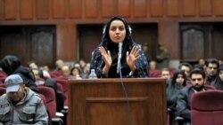 ریحانه جباری در آستانه اجرای حکم اعدام