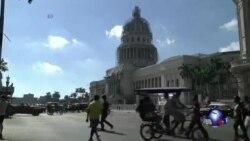 奧巴马古巴政策面临反对意见