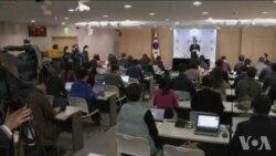 叛逃韩国的前北韩外交官太勇浩谈朝鲜核项目