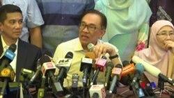 馬來西亞前副總理安華獲特赦恢復自由