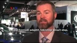 Detroit Auto Show Tawarkan Teknologi Cerdas