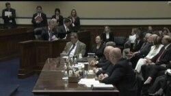 2013-05-09 美國之音視頻新聞: 美國外交官國會就班加西領館遭襲細節作證