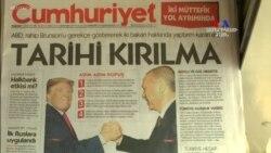 ԱՄՆ-ը ու Թուրքիան փորձում են հաշտվել