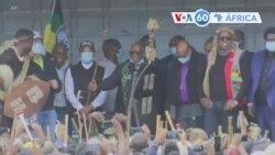 Manchetes africanas 5 Julho: Jacob Zuma recusou render-se para iniciar uma pena de prisão de 15 meses