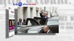 VOA60 Elections - CNN: Trump met with GOP chair Reince Priebus in Washington