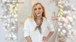 """Ženski um """"cveta"""" na slikama Zane Ranđelović Braun"""