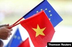 Việt Nam và EU ký EVFTA hồi cuối tháng 6/2019 ở Hà Nội