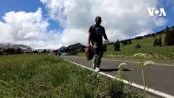Mt. Rainier səfərinin sonu
