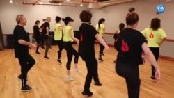 New York'ta Türk Halk Dansları Eğitimi