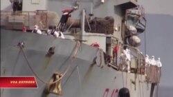 Hàng trăm di dân chết đuối ở Địa Trung Hải