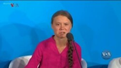Студія Вашингтон. Емоційна промова Ґрети Тунберґ в ООН