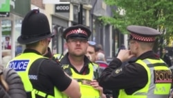 Huge Security Operation Under Way as Britain Prepares For Royal Wedding
